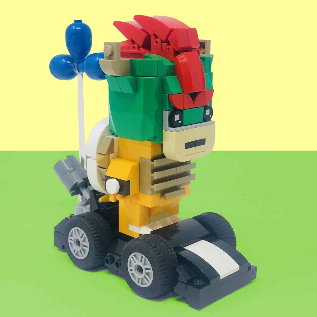 Mario Kart Series – Bowser