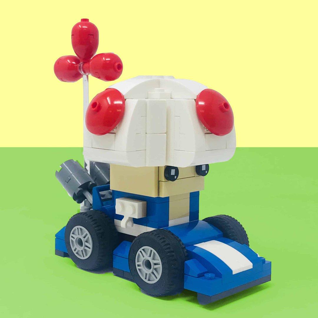 Mario Kart Series – Toadstool